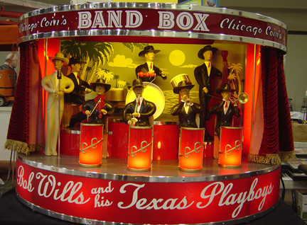 Cowboy Band Box